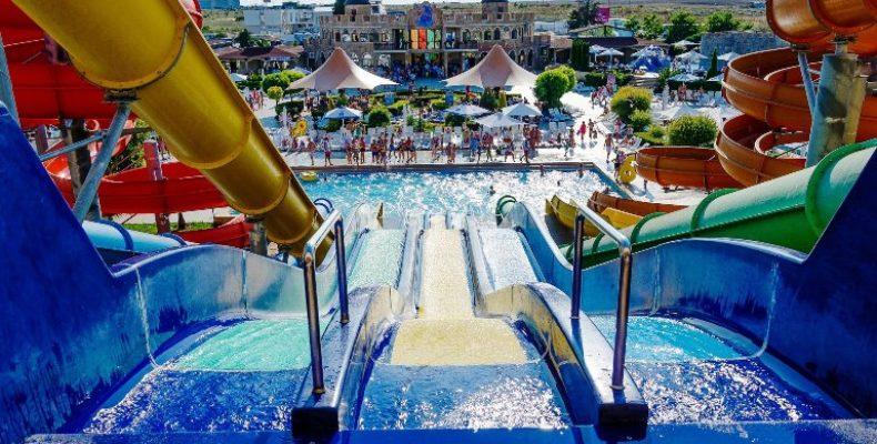 5 лучшие аквапарки Болгарии