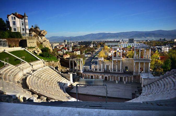 Пловдив амфитеатр