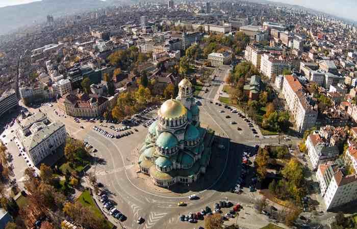 храм Александр Невский София