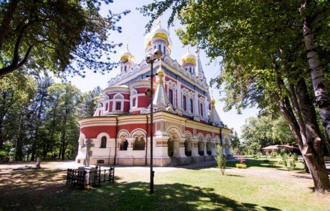 Русская церковь - София