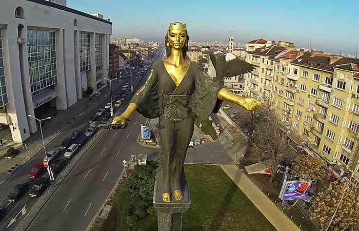 Святая София, символ города