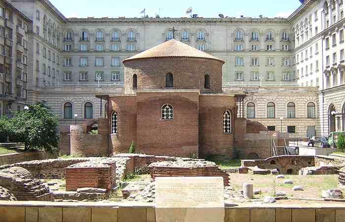 Ротонда Святого Георгия София