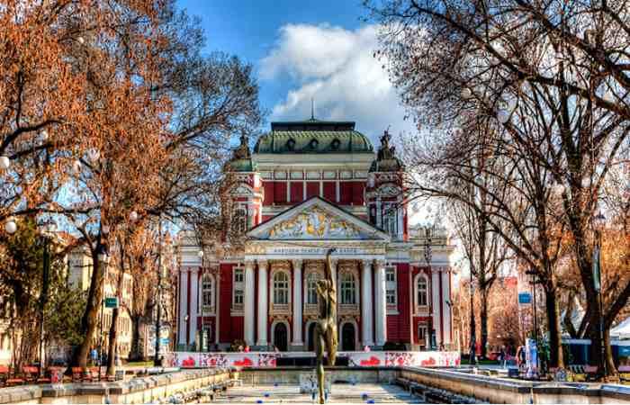 Театр Иван Вазов София