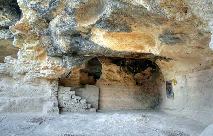Монастырь Аладжа Варна