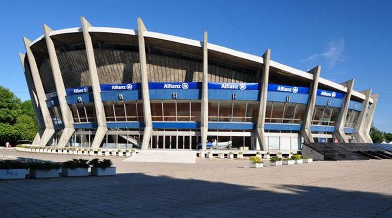 Дворец спорта и культуры Варна