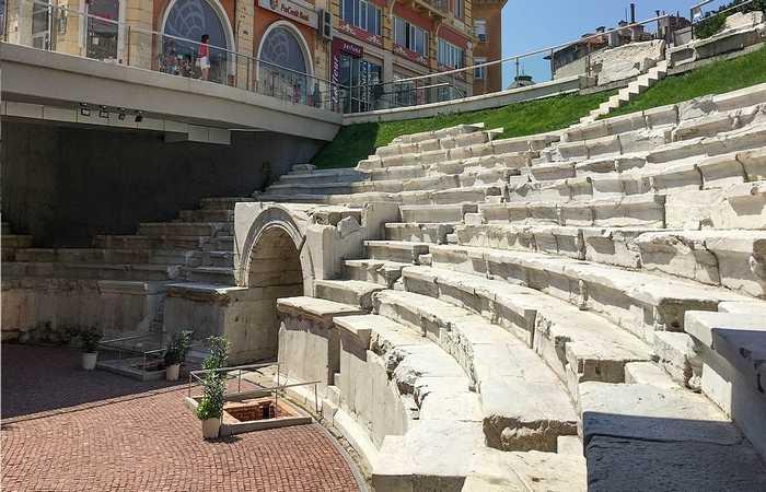 Античный стадион Филиппополис