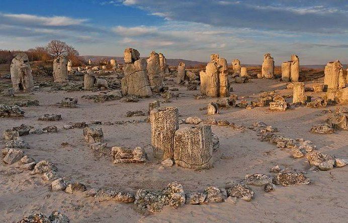 Камни Побити Варна