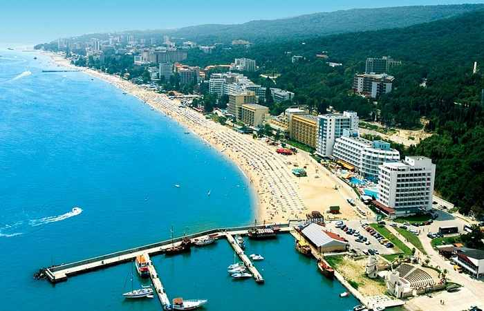 Варна пляж