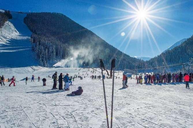 Горнолыжные курорты Болгарии - Банско