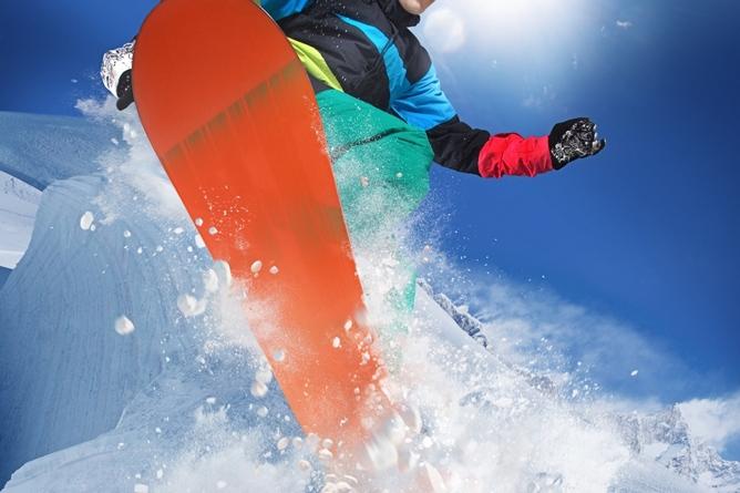 Горнолыжные курорты Болгарии - Сноуборд