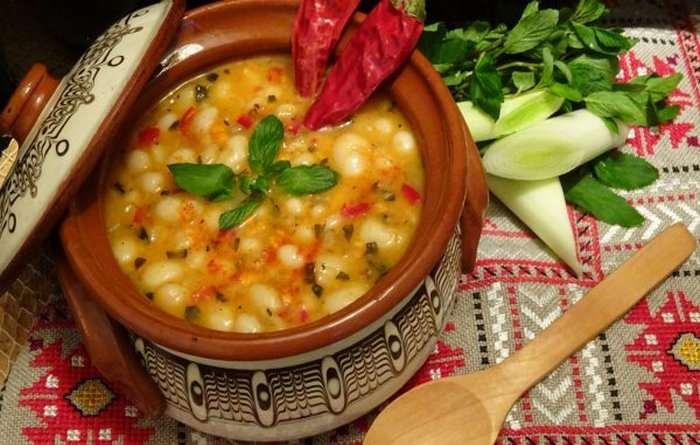 Болгарская кухня Фасоль