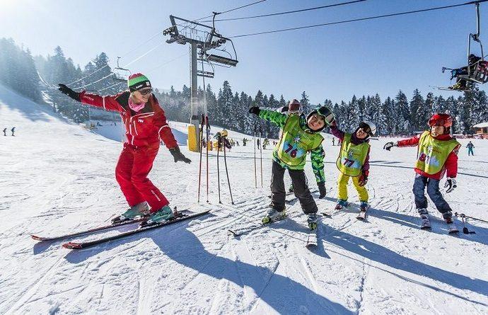 Ски школа и Горнолыжные курорты Болгарии
