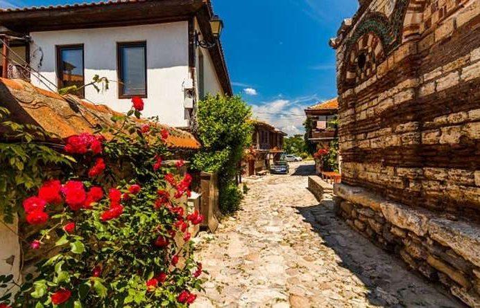 Созополь старый город