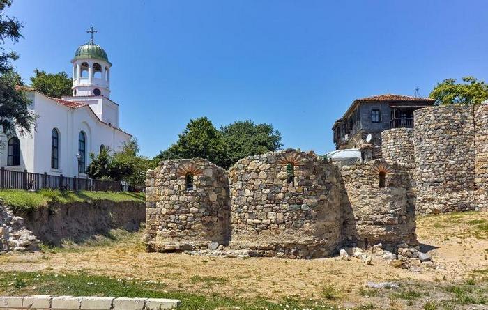 Храм Св. Кирилла и Мефодия