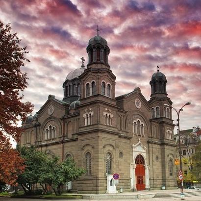 Кафедральный собор Кирила и Мефодия