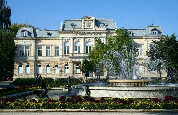 город Русе Дворец Батенберга