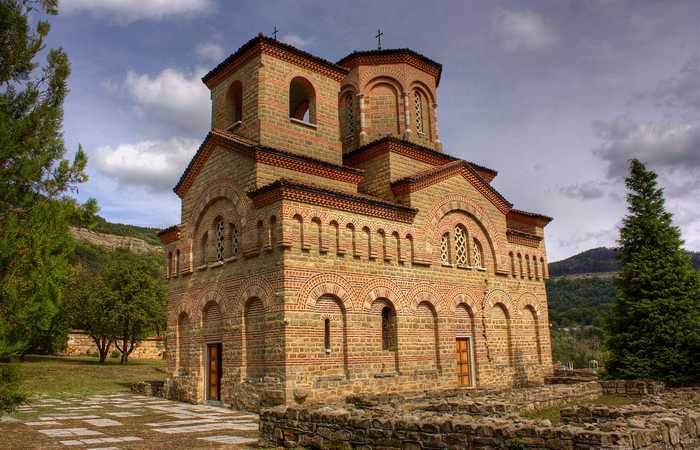 Церковь Св. Димитр
