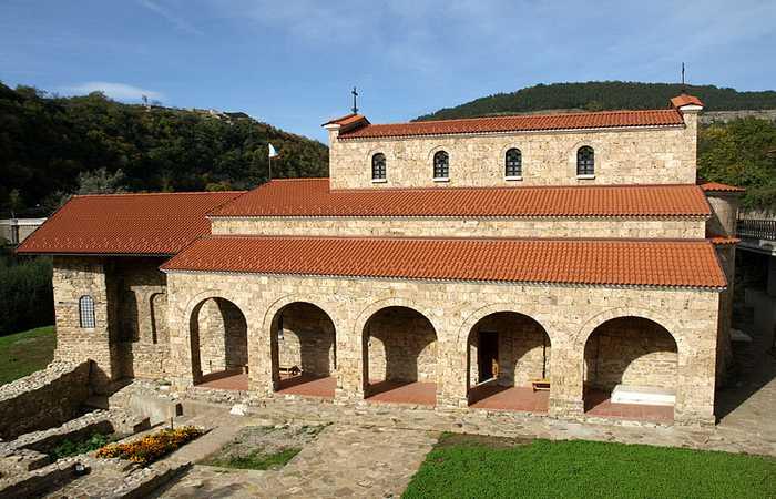Церковь Сорок Мучеников