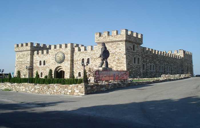 Крепост Калоян