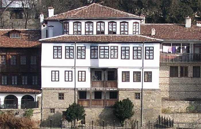 Сарафкин дом