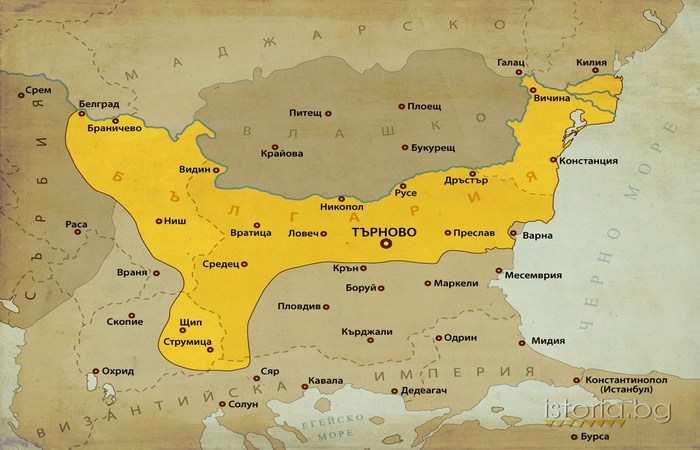 Асен и Петр 1197 - 1207
