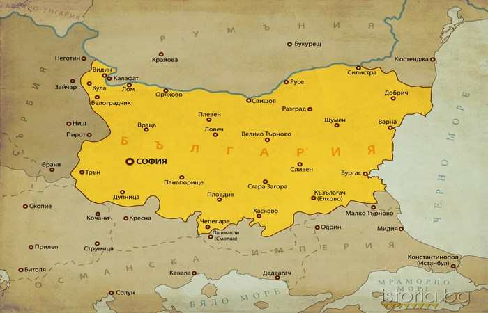 Соединение Болгарии 1885 - 1913
