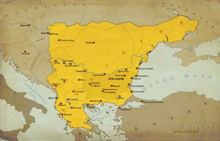 Симеон Велики 927 - 983