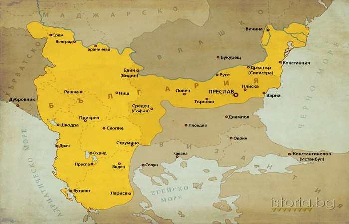 Царь Самуил 983 - 1018