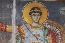 Празднуем день Святого Дмитрия