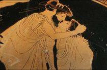 Поцелуй на болгарском языке, история скрепленная поцелуем