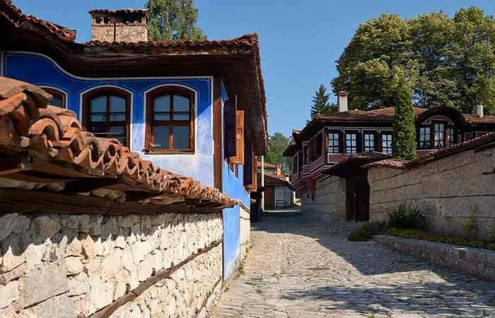 город музей Копривштица