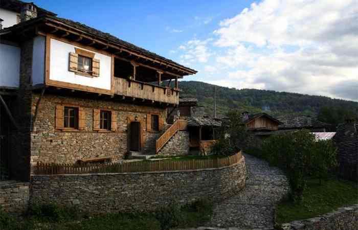 Болгарская деревня Ковачевица