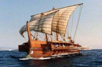 Нашли самый удивительный из древних кораблей в болгарских водах, корабль Одиссея.