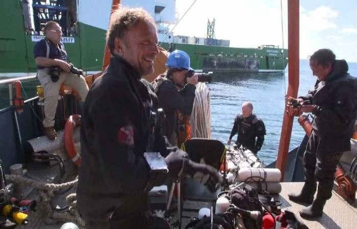 Британские ученые нашли корабль Одиссея