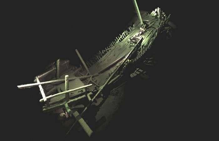 корабль Одиссея