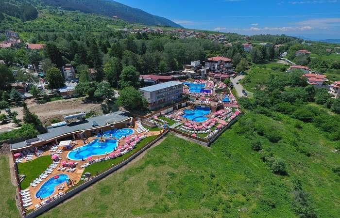 СПА туризм Болгария