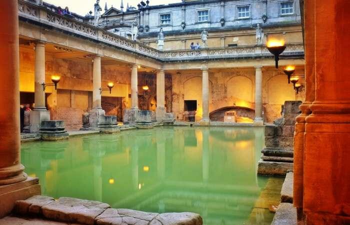 Римска баня и СПА туризм Болгария
