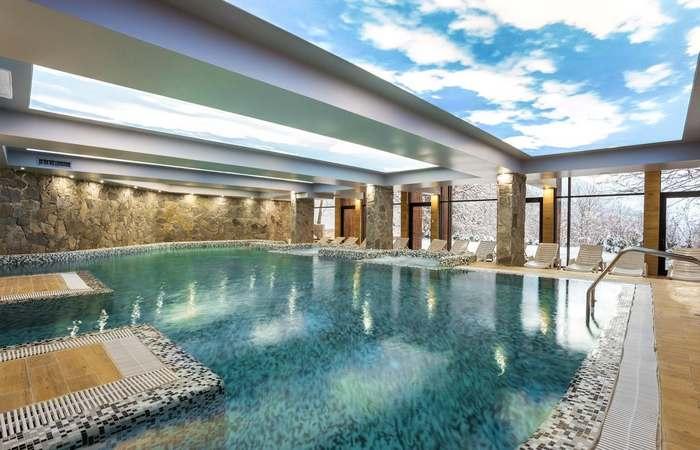 SPA бассейн
