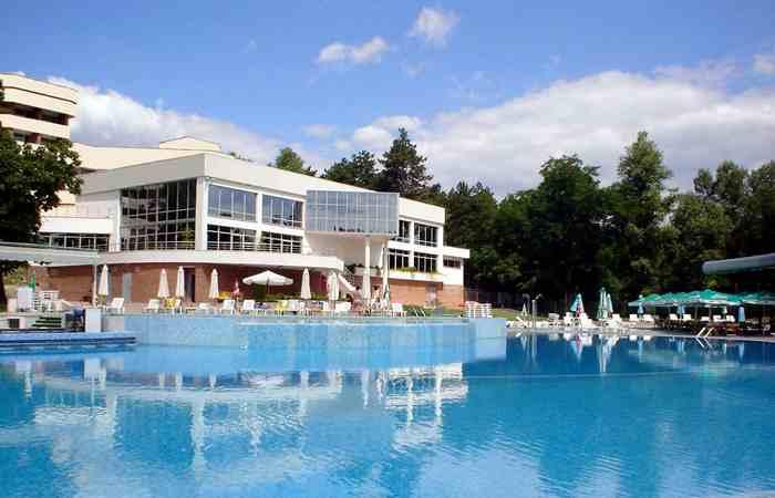 Хисар отель