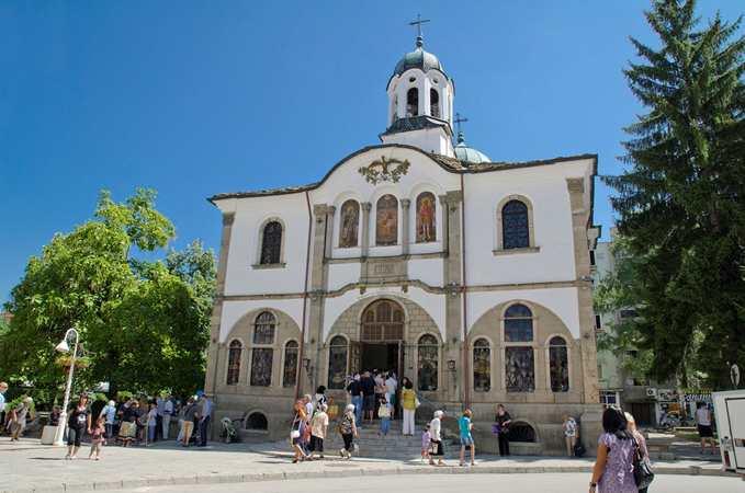 Город Габрово - Церковь «Успение Богородицы»
