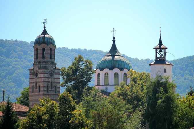 три христианских храма