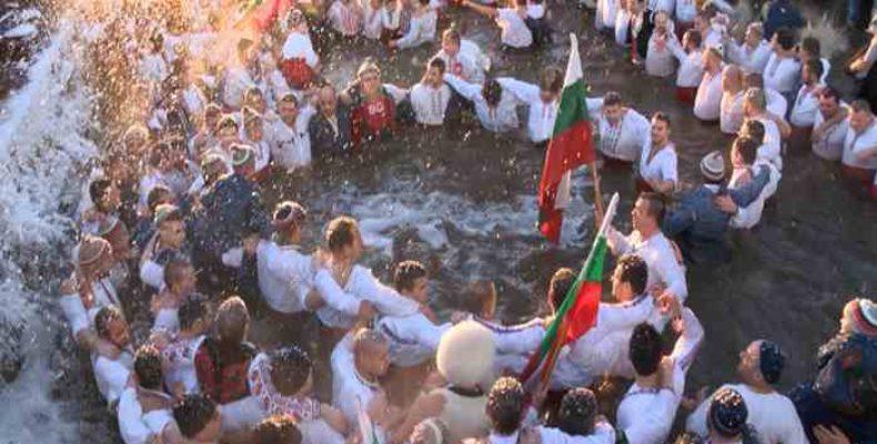 Болгария празднует Крещение – Йорданов день