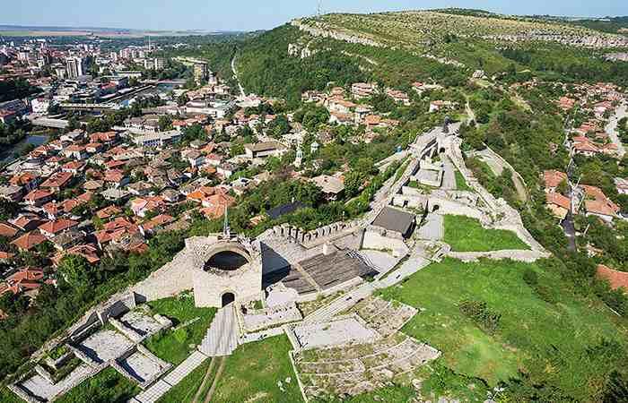 Крепость Хисар город Ловеч