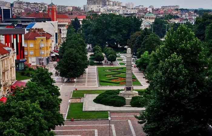 Город Плевен