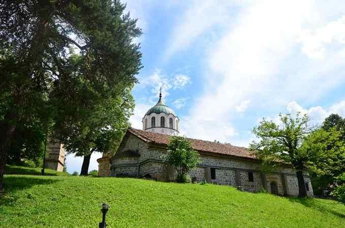 Церковь «Святого Николая»