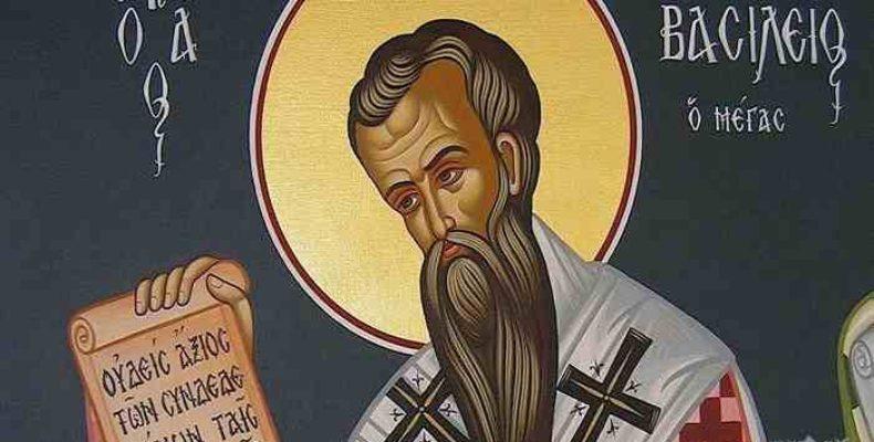 Святой Василий Великий посвятил свою жизнь добру и борьбе с ересью