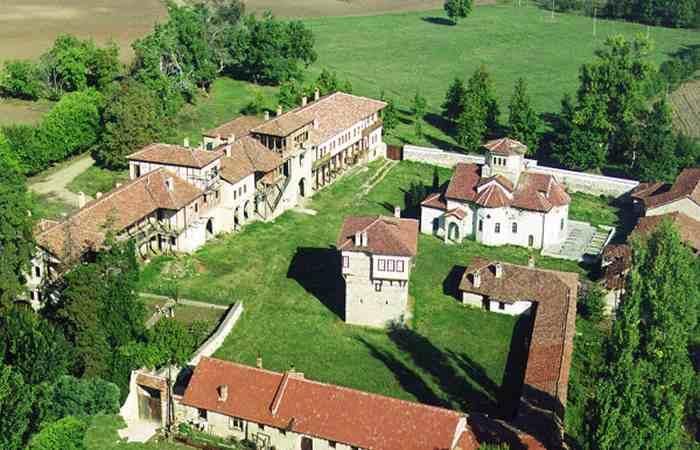 Араповский монастырь Асеновград