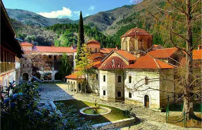 Бачковский монастырь Асеновград
