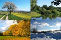 Климат в Болгарии – четыре сезона года