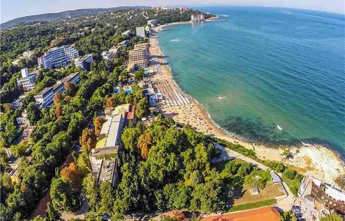 курорт Св. Константин и Елена Варна